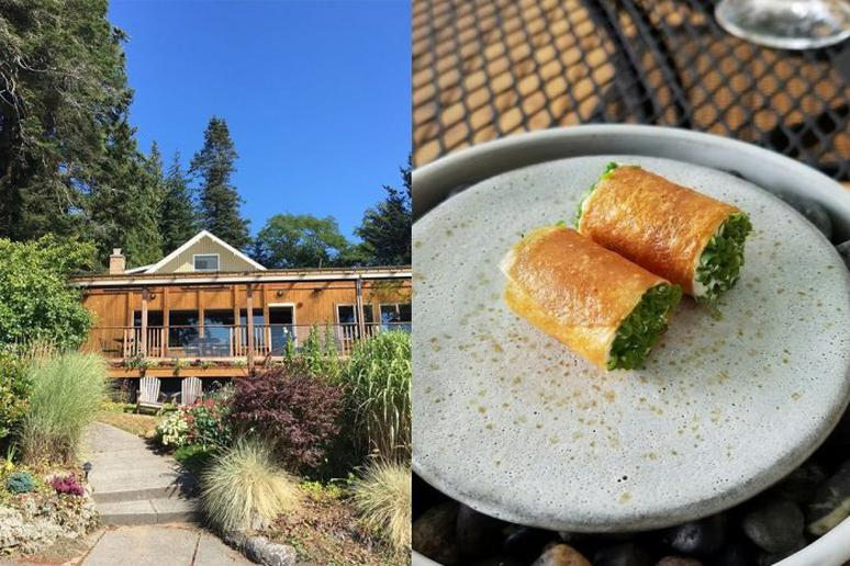 Most Expensive Restaurant: The Willows Inn, Lummi Island