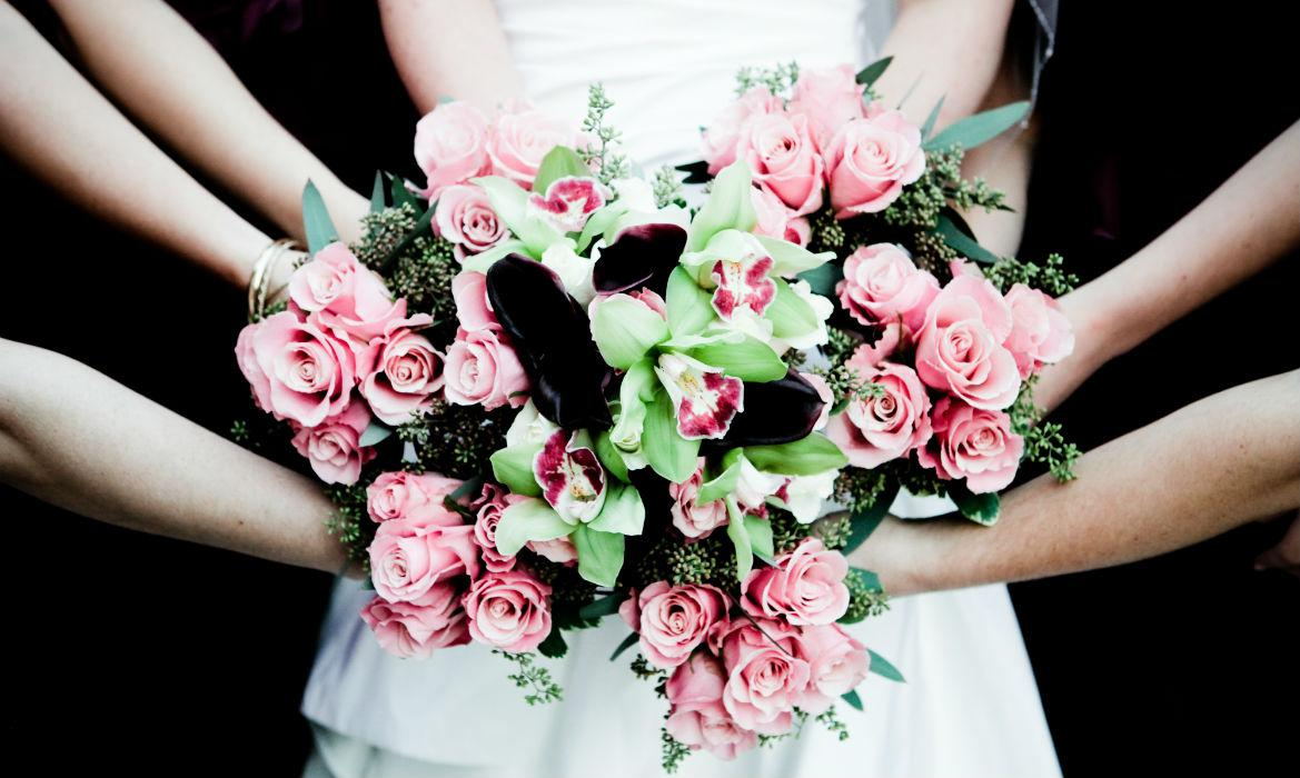 Decoding the Herbs and Flowers in Your Bridal Bouquet