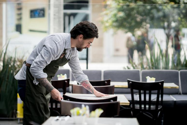 Tables and Menus Are Dirtier Than You Realize