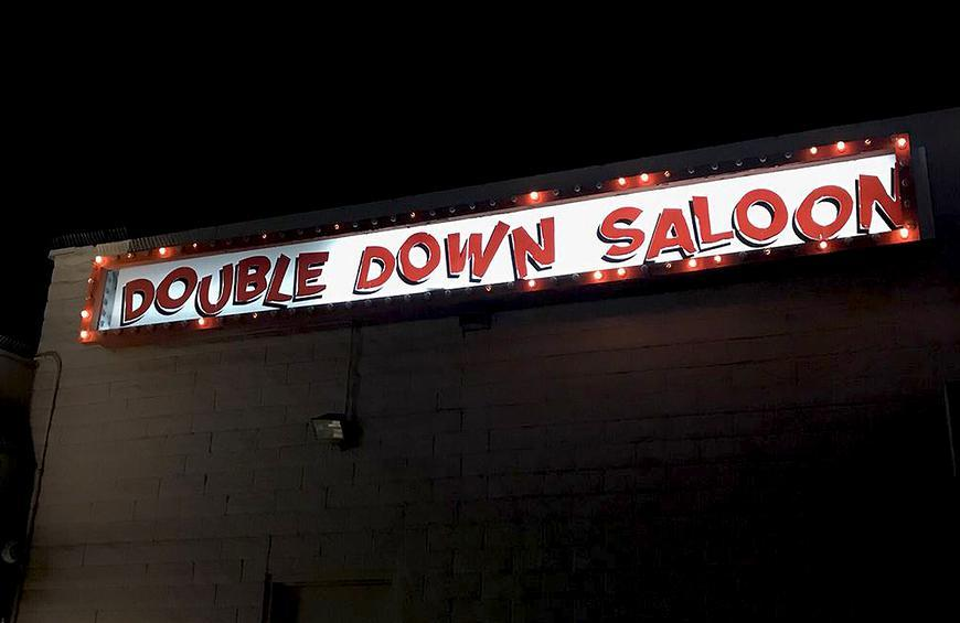 Nevada: Double Down Saloon (Las Vegas)