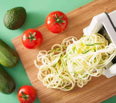A Spiral Slicer Is a Must-Have Kitchen Gadget That Won't Break the Bank
