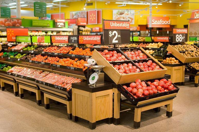10 Things You Didn't Know About the Food at Walmart