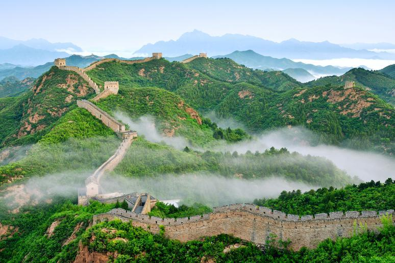 The Great Wall of China - China