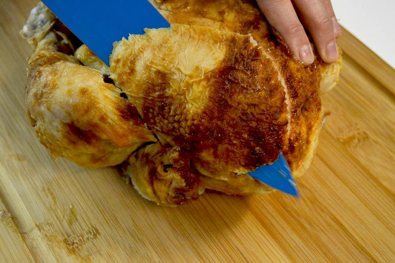 Each Serving of Chicken Contains 384 Calories