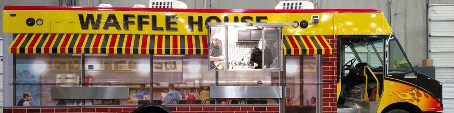 Waffle Houses New Food Truck Can Cater All Your Events