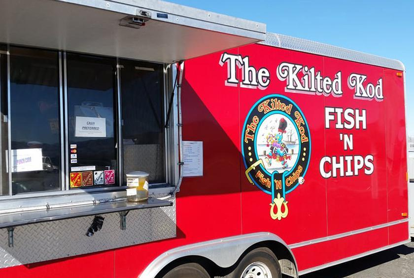 Best Food Truck The Kilted Kod Boise From The Best Food And Drink