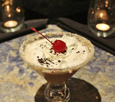 The Peppermint Patty Cocktail