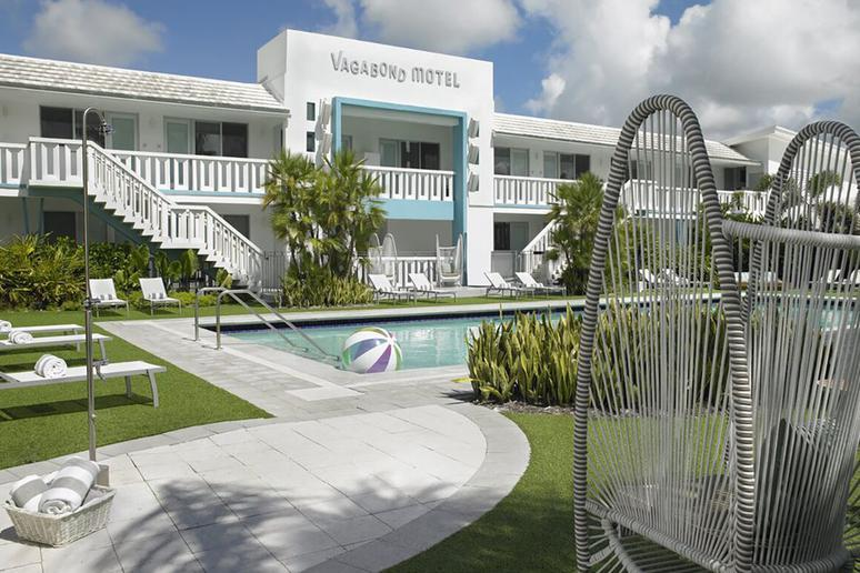 The Vagabond Hotel Miami (Miami, Florida)
