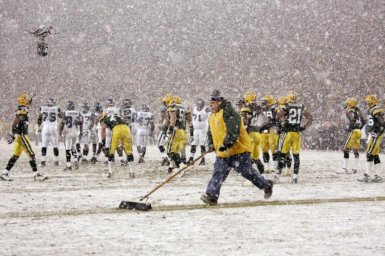 No. 16: Green Bay, Wisc. (Avg. Yearly Snow: 53.9 inches)