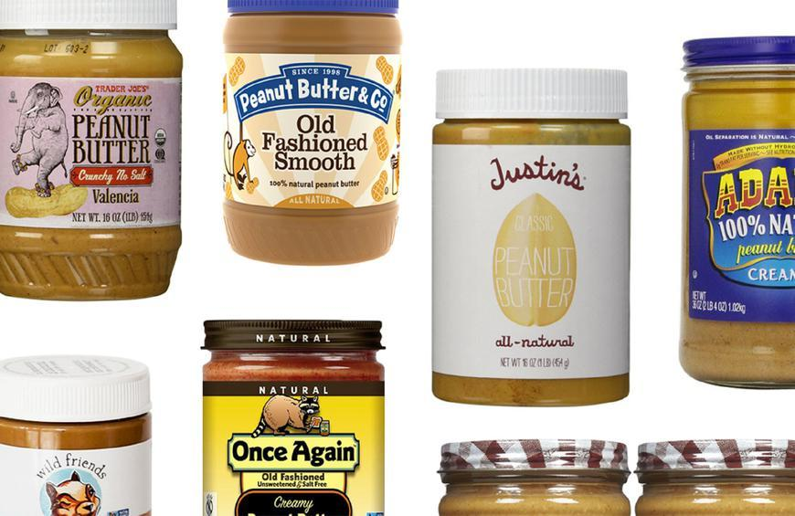 The Healthiest Peanut Butter Brands
