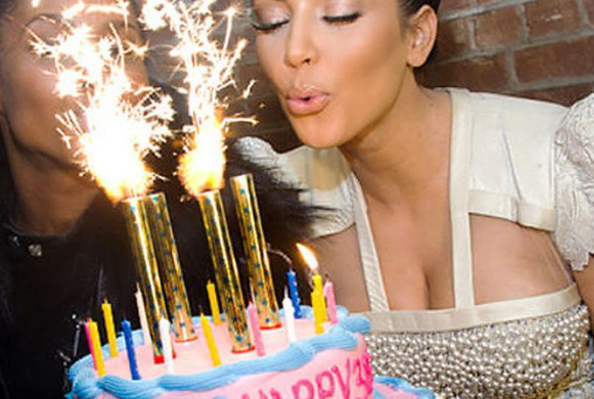 15 Outrageous Celebrity Birthday Cakes