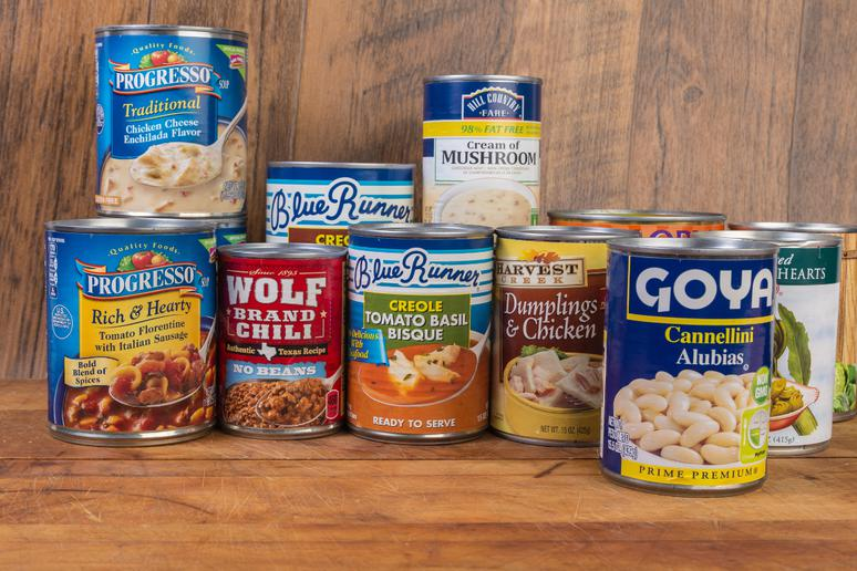 Eat More Canned Goods