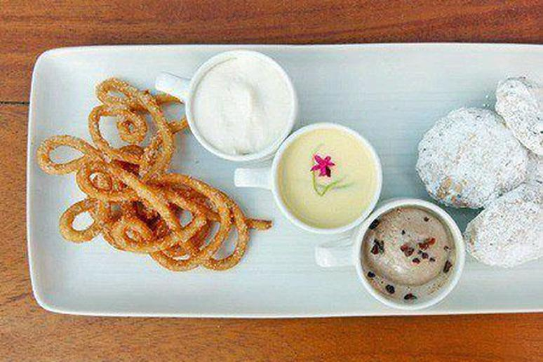 Churros and Cookies