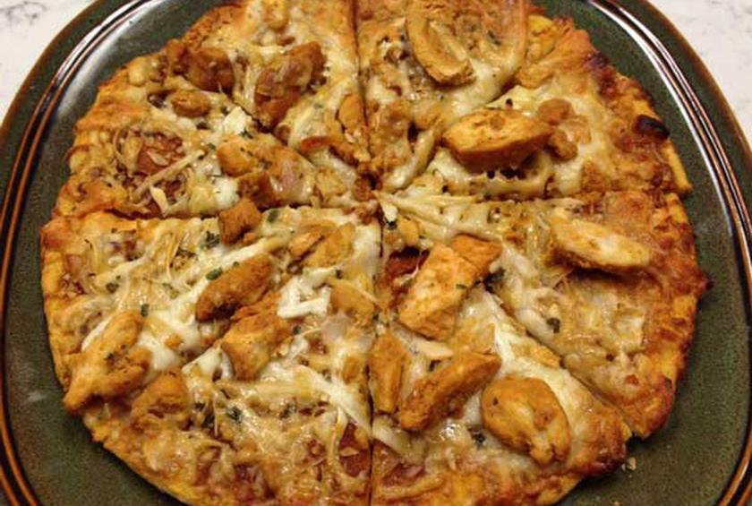 Taste Test Whole Foods 365 Thin Crust Barbecue Chicken Pizza