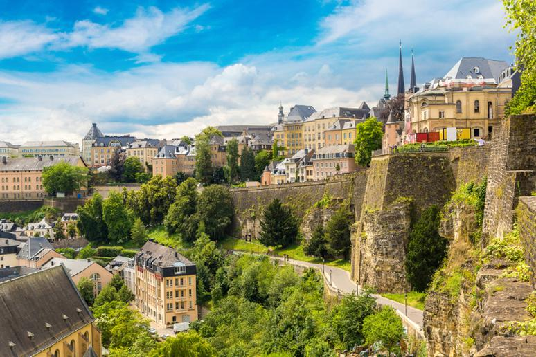 11. Luxembourg – 82.2 years