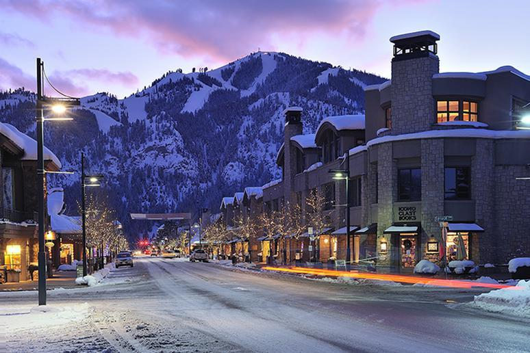 Idaho: Ketchum/Sun Valley (Ketchum/Sun Valley)