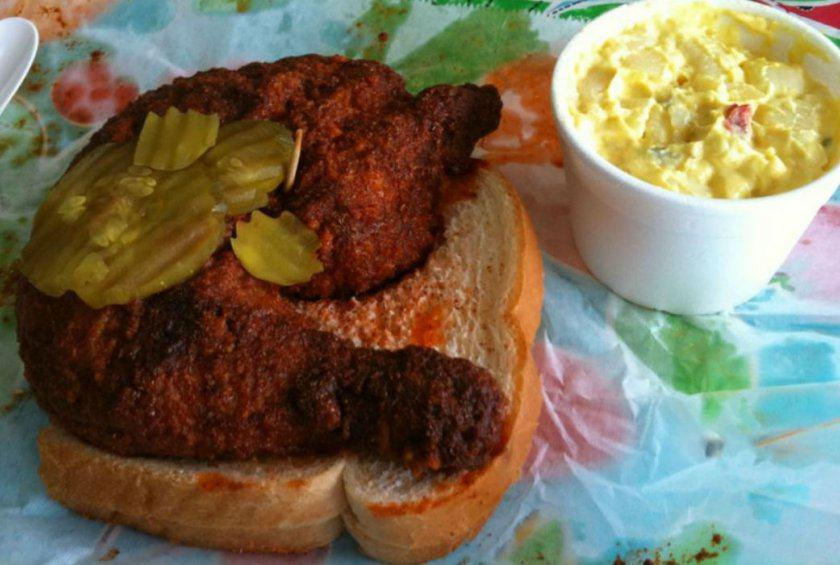 Why Is Nashville Hot Chicken The Hottest Food Trend And Who Makes