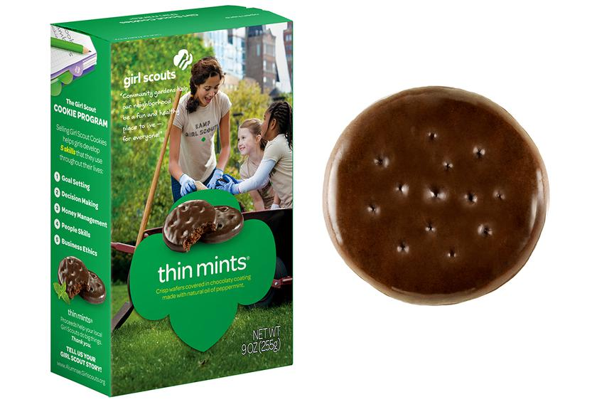 Image result for thin mints