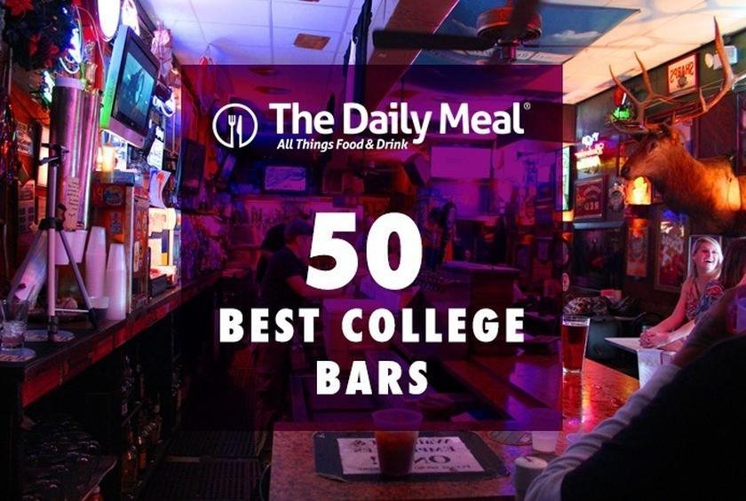 50 Best College Bars 2015