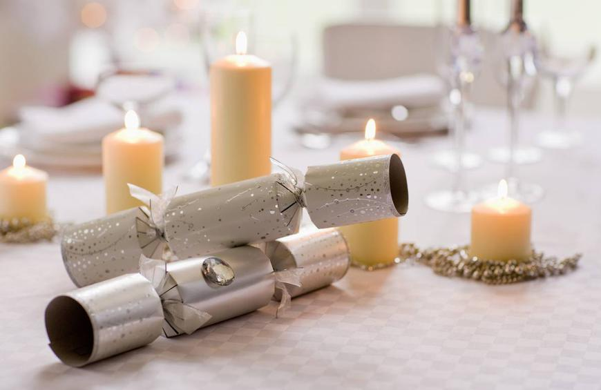 11 New Year\'s Eve Tabletop Decoration Ideas