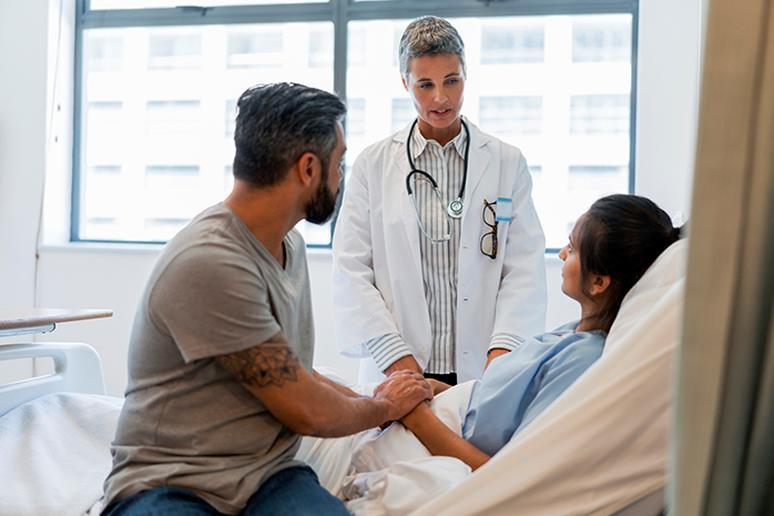 Know previous hospitalizations