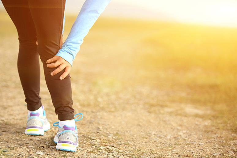 Don't ignore sore calves