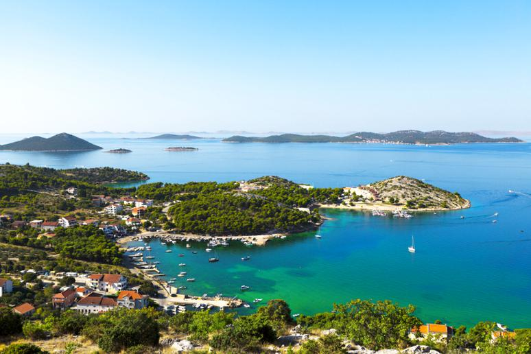 Dalmatian Islands, Croatia