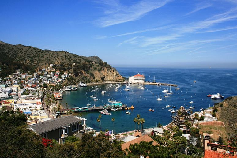 California – Santa Catalina Island
