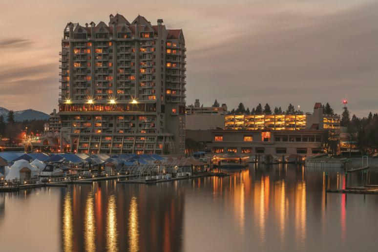 Idaho – The Coeur d'Alene Resort