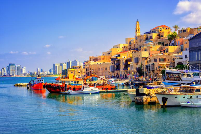 Jaffa (Founded ca. 2000 BC)