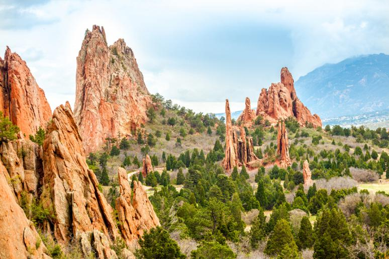 Colorado – Garden of the Gods