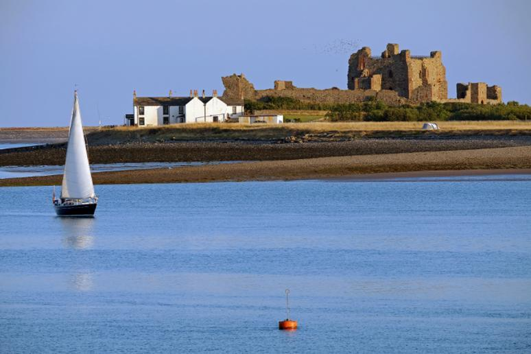 Piel Island, Cumbria, United Kingdom