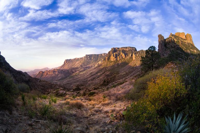 Texas – Big Bend National Park