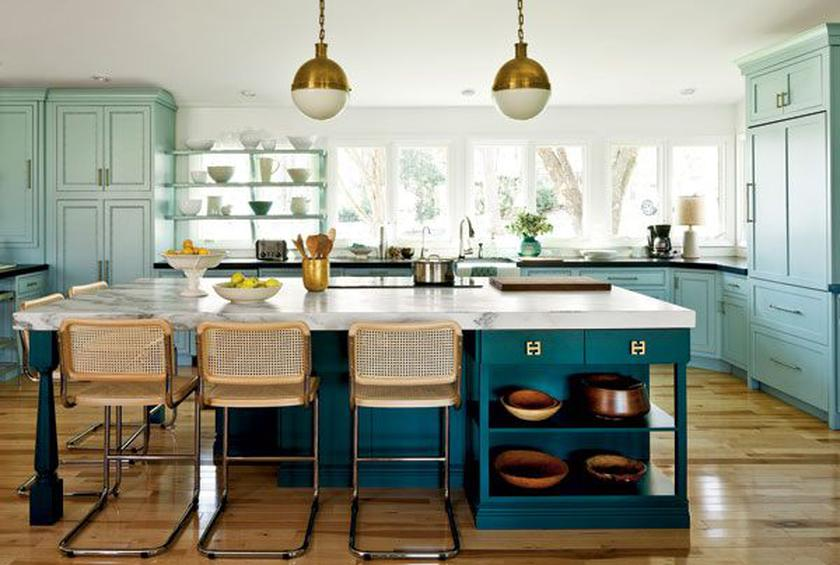 America\'s 15 Most Beautiful Home Kitchens