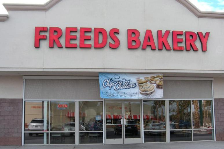 Nevada: Freed's Bakery, Las Vegas