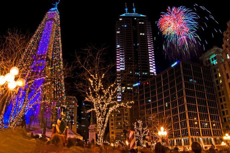 Spectacular Holiday Light Displays in the U.S.