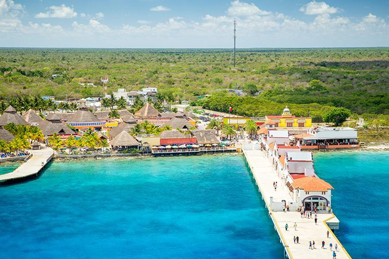 Cozumel, Mexico – March to June