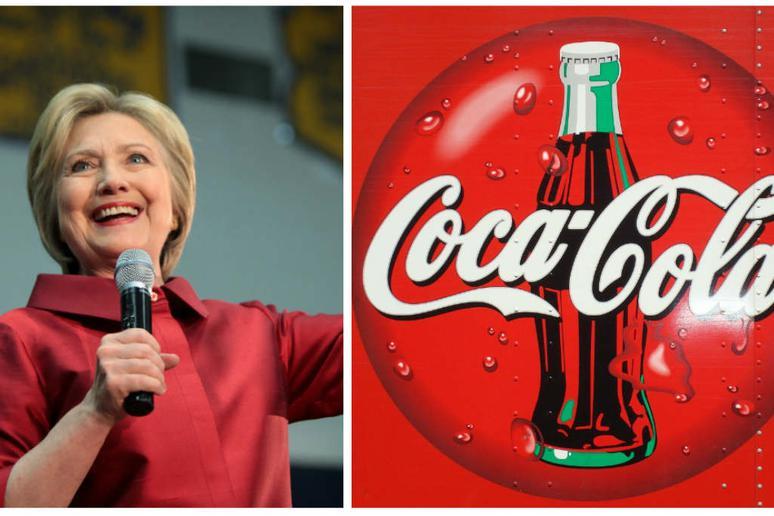 """Really??? After all we've done?"" Coca-Cola executive writes to Clinton."