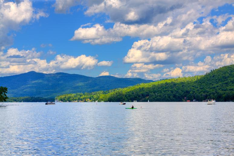 23. Lake George, New York