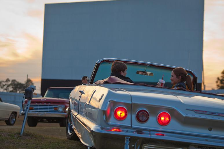 Georgia: Jesup Twin Drive-In Theatre (Jesup)