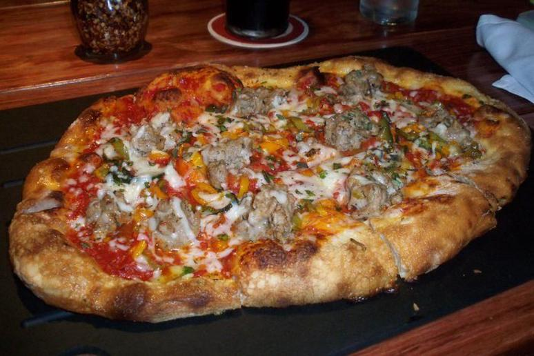 Best Pizza: Serious Pie, Seattle