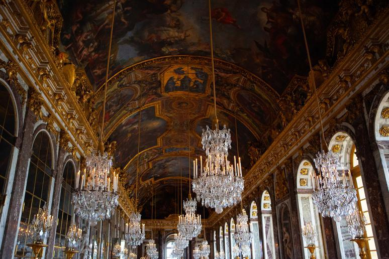 Discover the opulence of French imperialism in Versailles