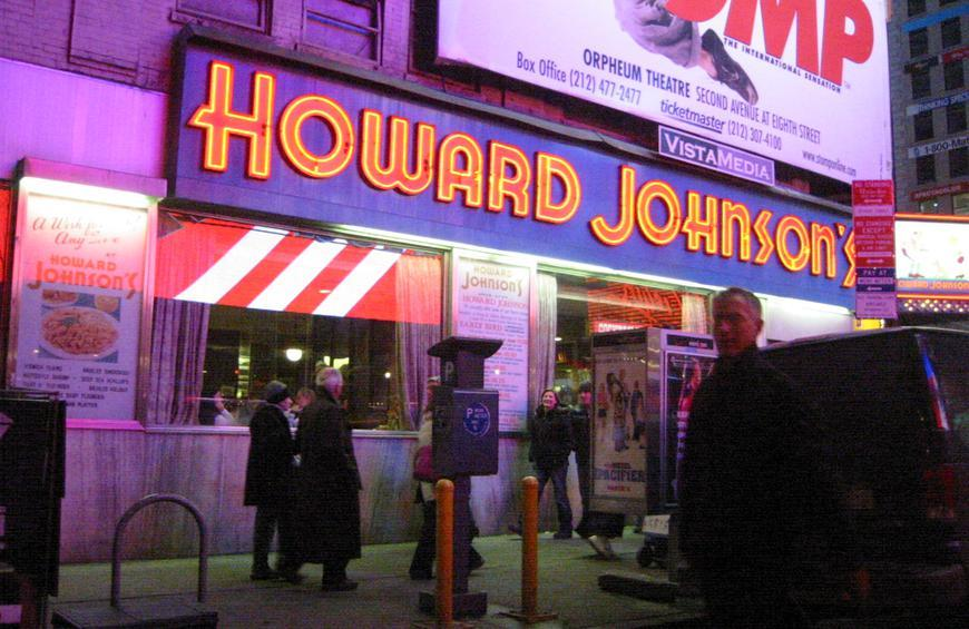 Howard Johnson's, Beefsteak Charlie's, and 8 Other