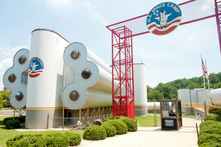 Alabama – Space camp for adults