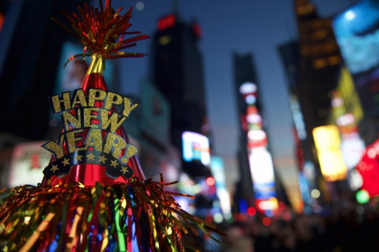 New Year's Eve: Monday, December 31