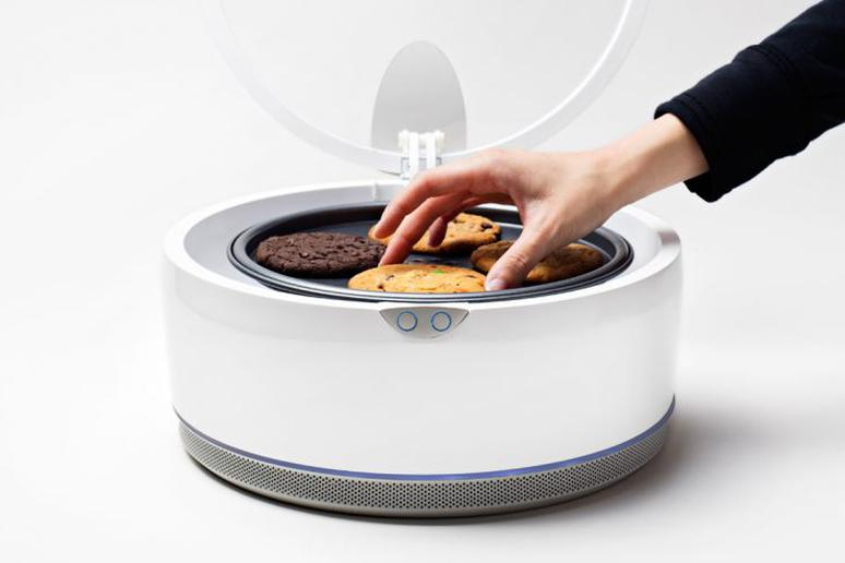 It's like an Easy Bake Oven for adults.