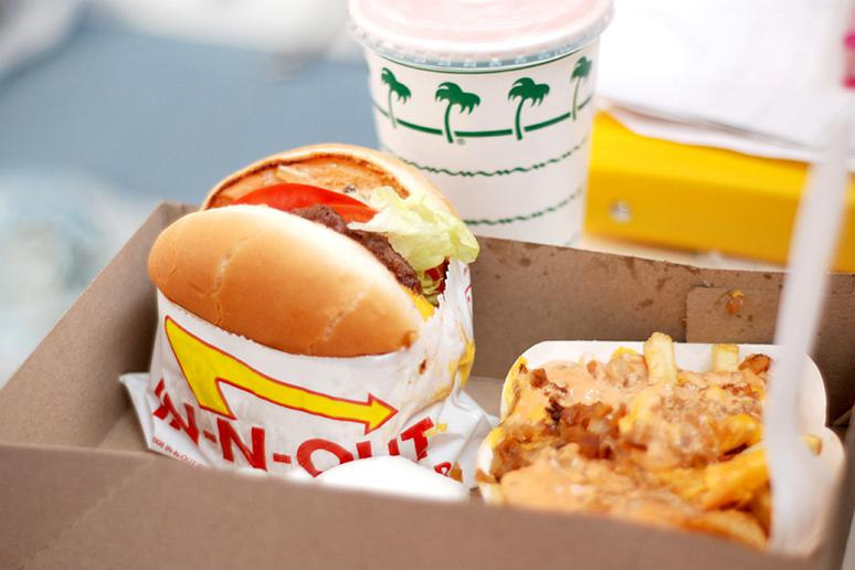 You Know the Superiority of In-N-Out