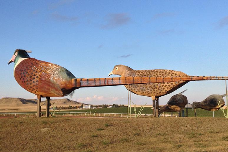 North Dakota – Enchanted Highway