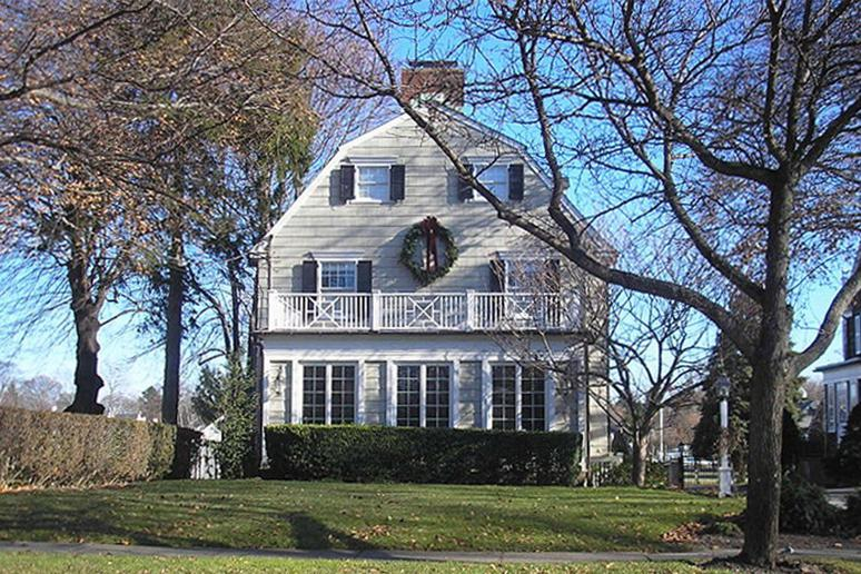 The Amityville House, Amityville, N.Y.