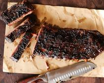 The Rib Bible: Everything You Need to Know to Make Perfect Barbecued Ribs
